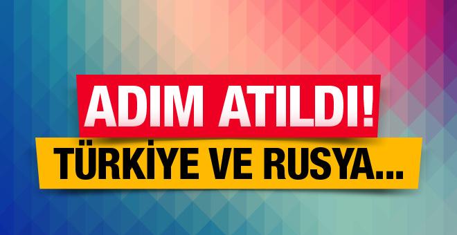 Türkiye ve Rusya'dan ortak bildiri! İmzalar atıldı