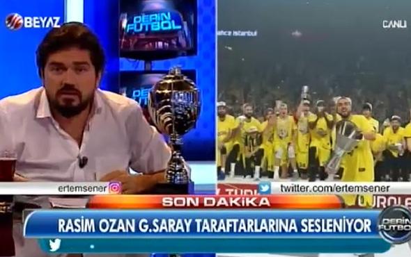 Rasim Ozan Kütahyalı'dan krize sokan konuşma