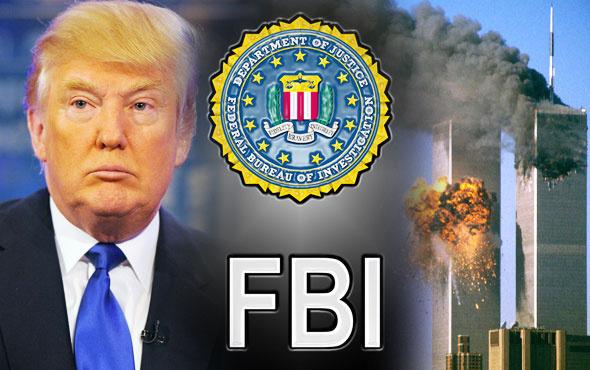 FBI Donald Trump'ı açık açık tehdit mi ediyor?