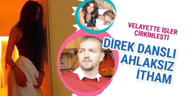 Caner Erkin direk dansı deyip Asena Atalay'a duruşmada...