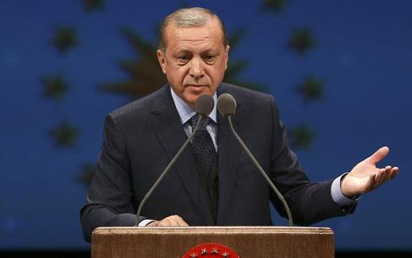 Cumhurbaşkanı Erdoğan: 'Spor salonlarına 'arena' demek şık değil'