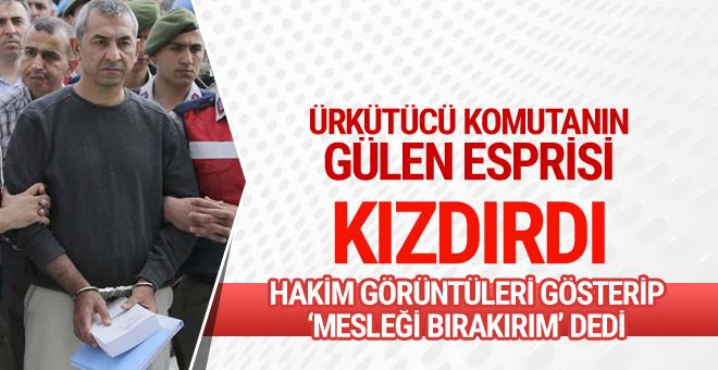 'Ürkütücü' albayın Gülen esprisi şehit yakınlarını kızdırdı
