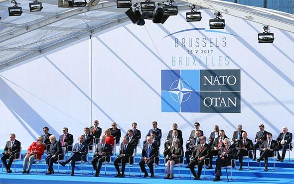 NATO'nun yeni karargahı açıldı