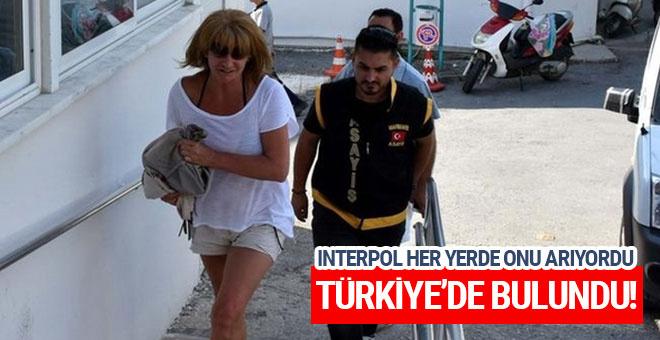Interpol'ün her yerde aradığı İngiliz, Türkiye'de bulundu!