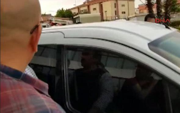 Ataşehir Dumankaya'da bir kişi gözaltına alındı