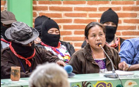 Meksika'da ilk yerli kadın devlet başkanı adayı