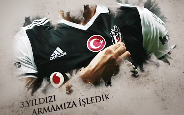 Beşiktaş şampiyonluğun hikayesini yayınladı