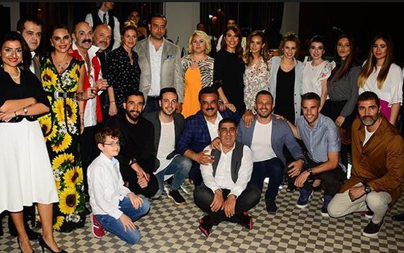 Mehmet Topal'dan huzurevi sakinlerine iftar