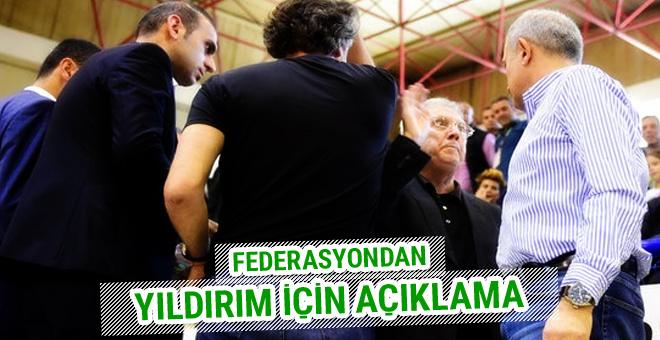 Türkiye Basketbol Federasyonu'ndan tokat açıklaması
