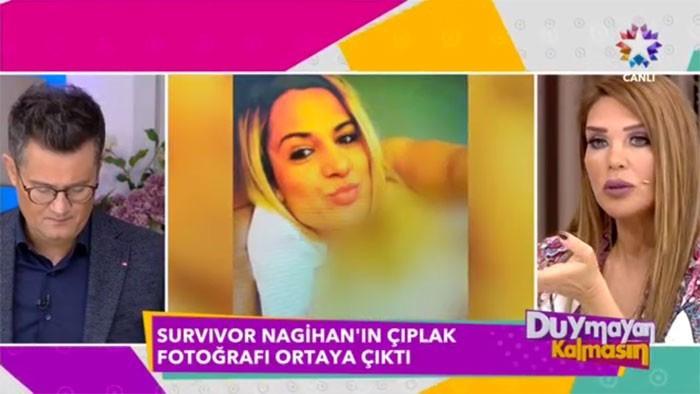 Nagihan Karadere çıplak fotoğraflarını eşi mi sızdırdı?