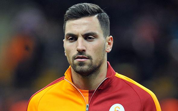 Galatasaray'da ayrılık resmen açıklandı