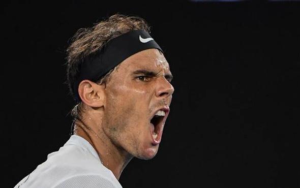 Nadal Fransa Açık'ta finalde
