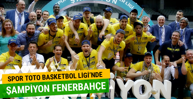 Spor Toto Süper Lig'de şampiyon belli oldu!