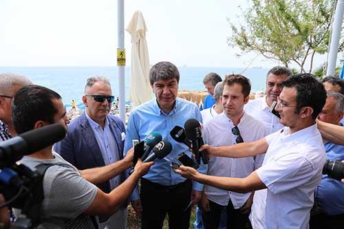 Antalya Mavi Bayrak rekortmeni