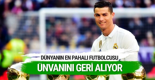 Ronaldo Manchester United'a gidiyor