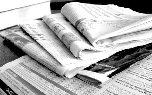 21 Haziran 2017 tarihli gazete manşetleri