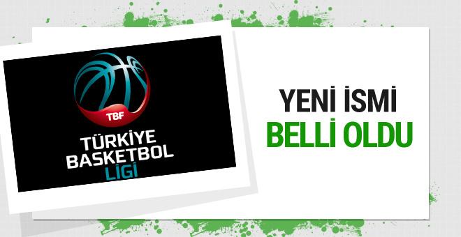 Basketbol Süper Ligi'nin yeni adı belli oldu