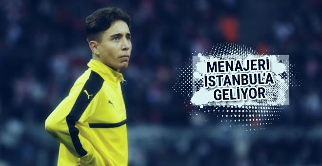 Emre Mor'un menajeri İstanbul'a geleceğini açıkladı!