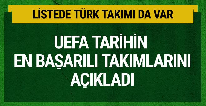 UEFA açıkladı! Galatasaray'a büyük onur