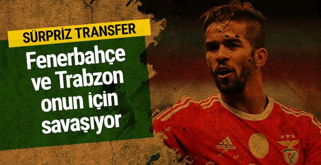 Fenerbahçe ve Trabzonspor o futbolcu için kapışıyor