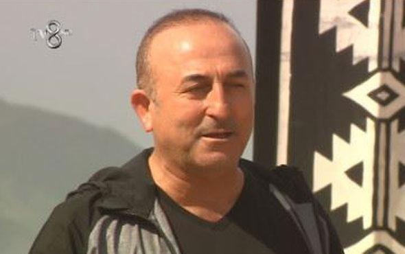 Mevlüt Çavuşoğlu'ndan Survivor sürprizi