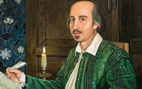 Shakespeare'in eserleri yeniden kaleme alındı