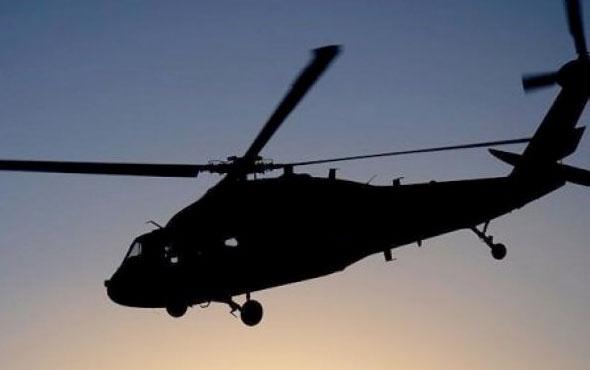 Yunanistan'da helikopter düştü: Ölenler ve yaralılar var