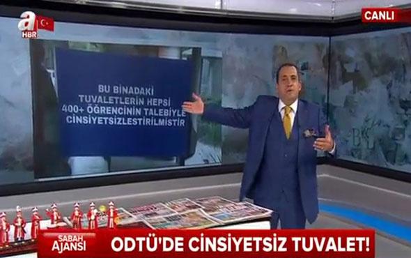 Erkan Tan: ODTÜ kapatılsın yerine ise...