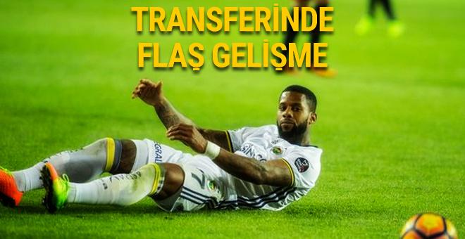 Fenerbahçe'de Jeremain Lens defteri kapandı