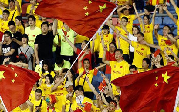 Çin Milli Takımı Alman Ligi'nde oynayacak