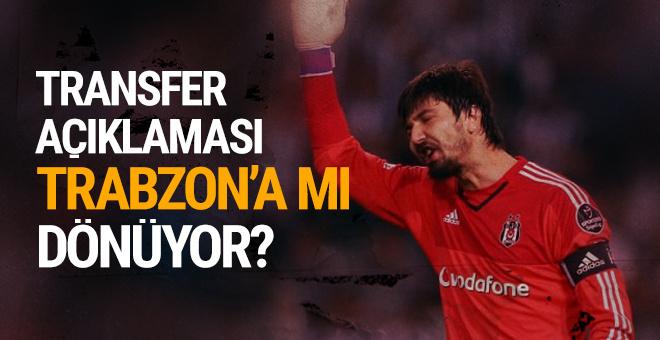 Transfer açıklaması! Tolga Zengin Trabzon'da mı dönüyor?