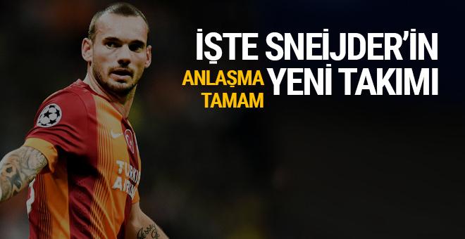 Sneijder 3.5 milyon dolara Los Angeles FC'de
