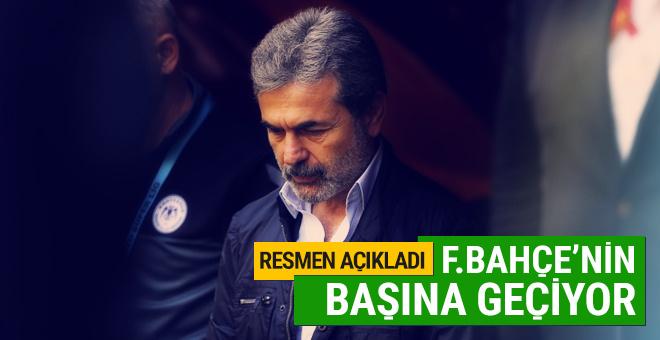Fenerbahçe'nin başına geçiyor! Resmen açıkladı