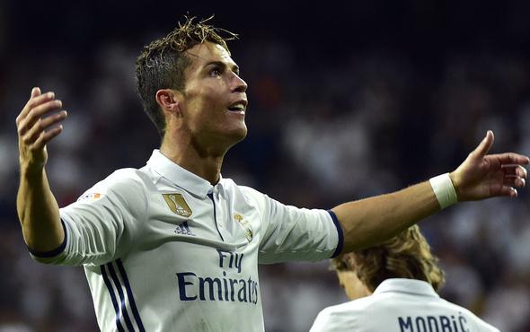 Ronaldo üst üste 5. kez kral oldu
