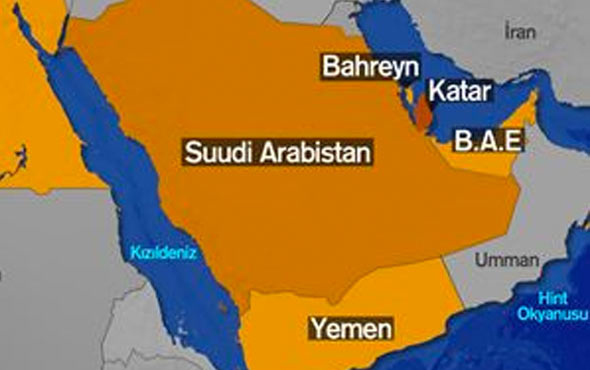 Dört Arap ülkesinin Katar'dan yapmasını istediği 13 madde