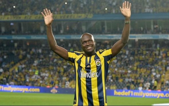 Fenerbahçe'nin en golcü ismi oldu
