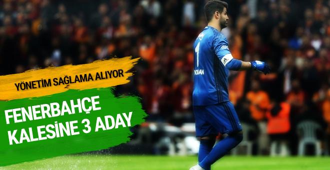 Fenerbahçe kaleyi sağlama alıyor!