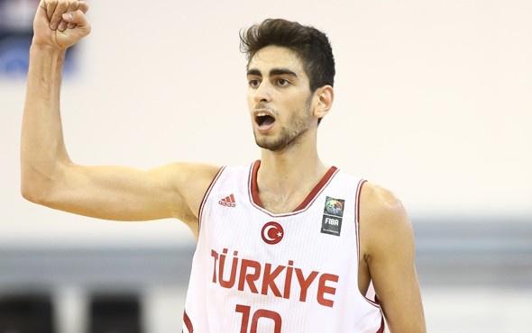 NBA'de bir Türk daha! Anadolu Efes açıkladı