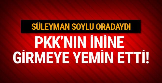 İçişleri Bakanı Soylu: Kanları yerde kalmayacak