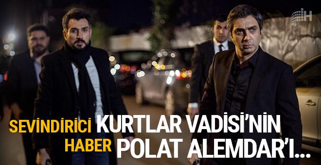 Kurtlar Vadisi'nin Polat'ı Necati Şaşmaz ikinci kez baba oldu!