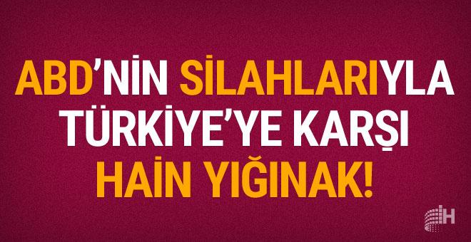 YPG/PKK, Türkiye sınırına ağır silah yığınağı yapıyor