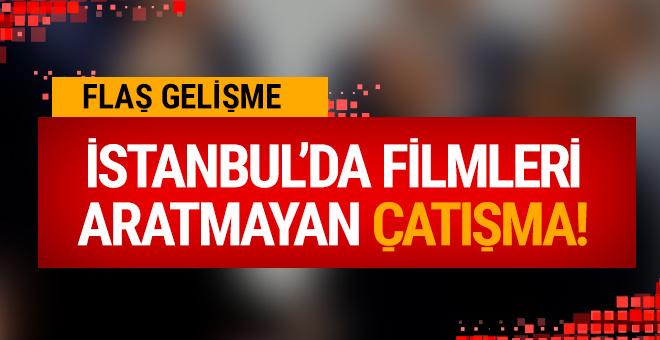 İstanbul Pendik'te film sahnelerini aratmayan çatışma!