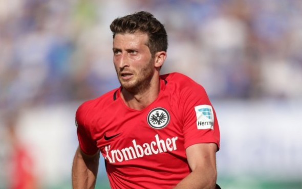 Trabzonspor aradığını Frankfurt'ta buldu