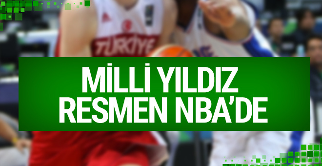 Milli basketbolcu Cedi Osman NBA'e transfer oldu