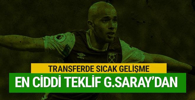 Galatasaray'dan Feghouli için 5 milyon euro!