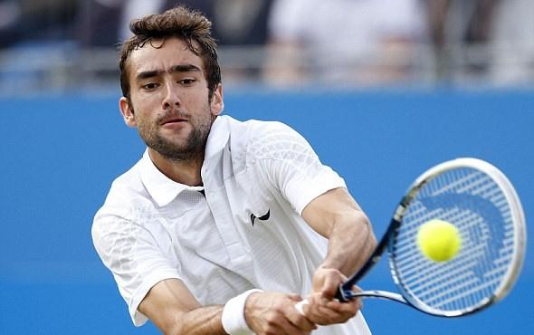 Marin Cilic Wimbledon'da finalde