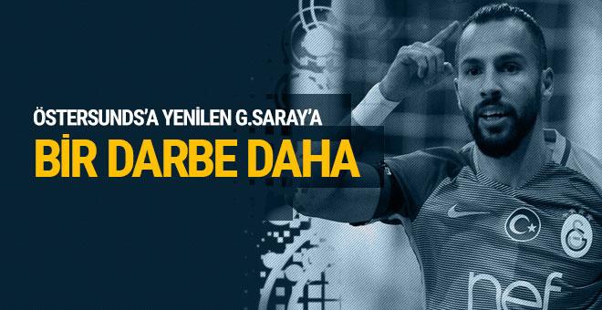 Galatasaray'da Yasin Öztekin şoku!