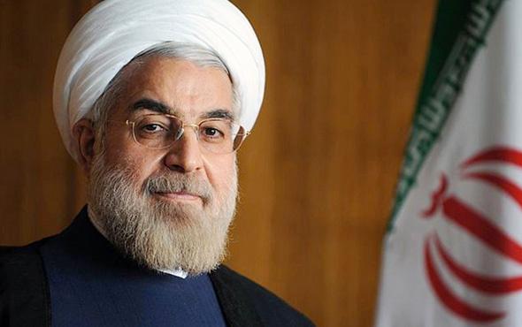 İran bunu konuşuyor! Ruhani'ye büyük şok!