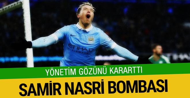 Galatasaray yönetiminin barış hediyesi: Samir Nasri