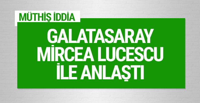 Rumen basını: Galatasaray Lucescu'yla anlaştı